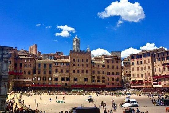 Siena, San Gimignano y Chianti Wine...