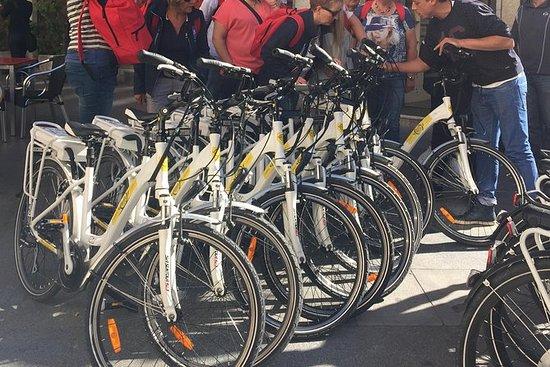 马德里自行车乐趣和观光旅游(上午10点)