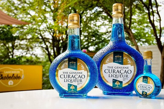 Curaçao Blue Cocktail Expererience