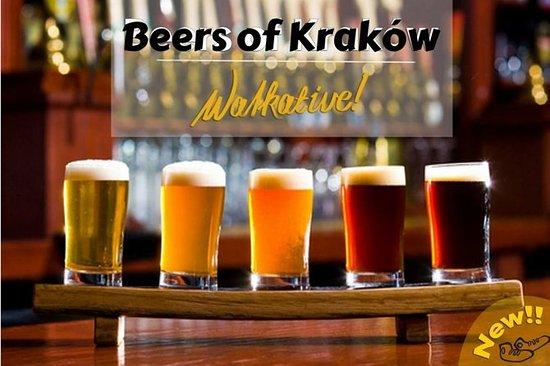 Cervejas Artesanais de Cracóvia