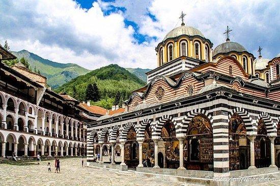 De Sofia: voyage autoguidé au...