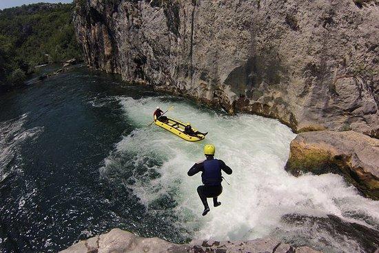 Excursión Multi Adventure por el río...