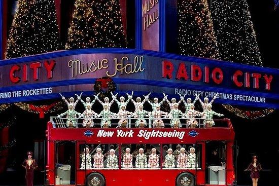Radio City Christmas Show en Double ...
