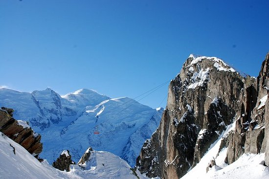 Chamonix Mont Blanc Gold Tour från ...