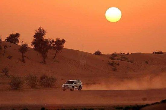 Hurghada: Safari al atardecer de 5...