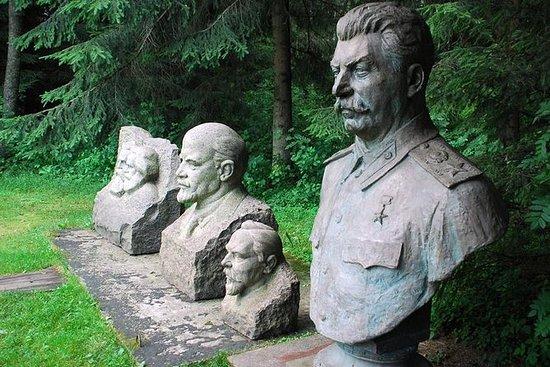 Soviet Grutas Park Entrance Ticket