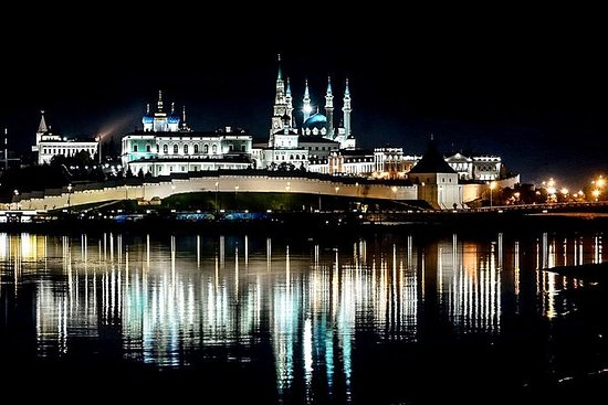 Kazan Night Tour of Must-See Sites...
