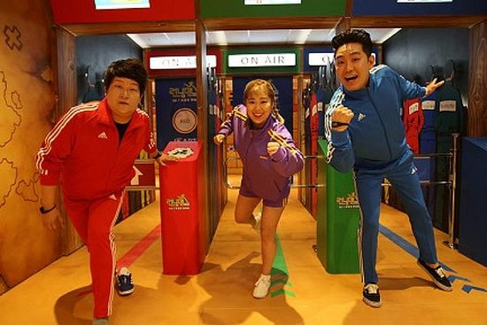 Seoul Running Man Theme Park...