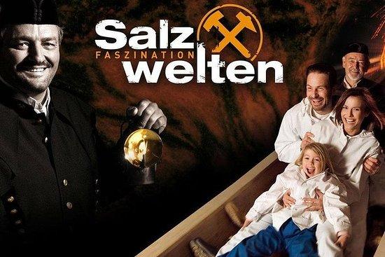 Salt Mines Hallein-Bad Dürrnberg...