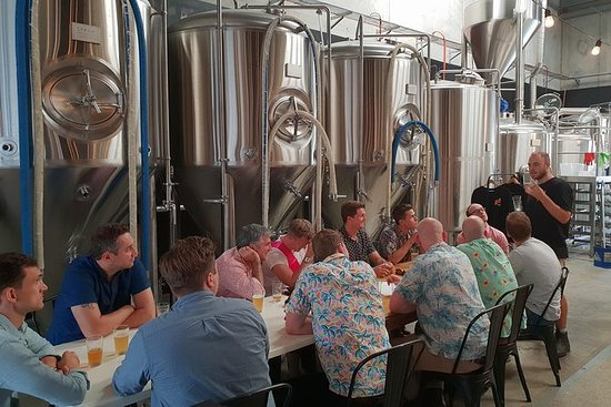 Brisbane Brewery Tour: The Brissy...