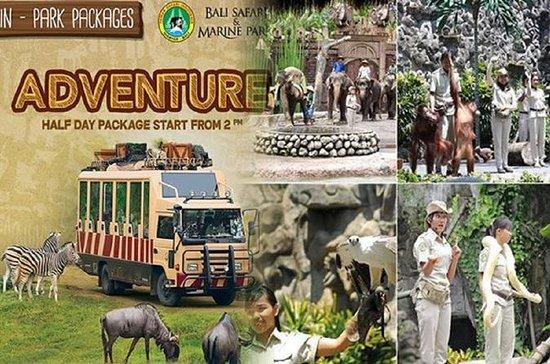 Cosmo Bali Safari & Pacote de...