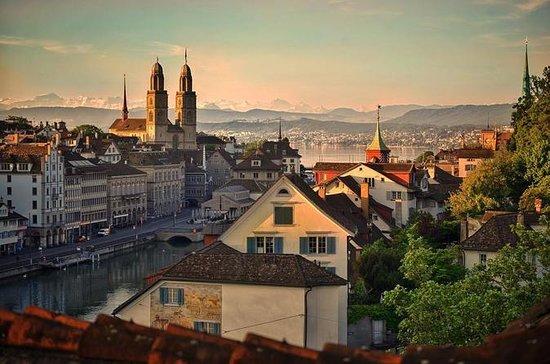 El mejor sabor de Zurich y vistas...