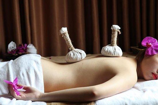75 minuti di pietra calda o massaggio