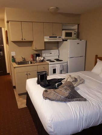 Nice comfortable room and location but...