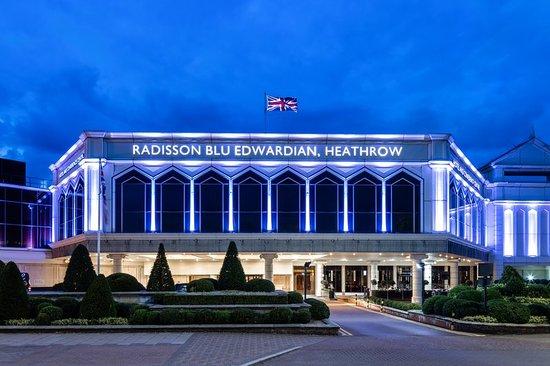 Radisson Blu Edwardian Heathrow Hotel
