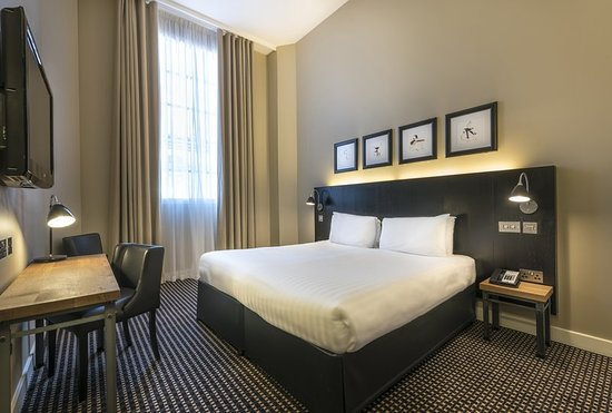 The Nadler Liverpool: Guest room