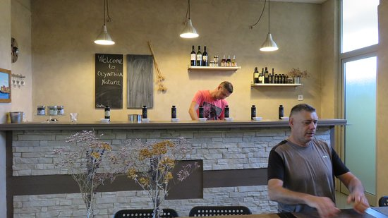 Rogac, Croatie : Olive Oil Tasting