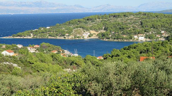 Rogac, Croatie : The Island