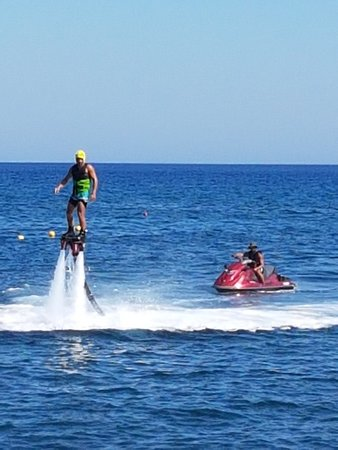 Crazy WaterSports Santorini