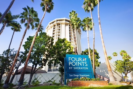 Four Points by Sheraton San Diego Downtown Little Italy Hotel