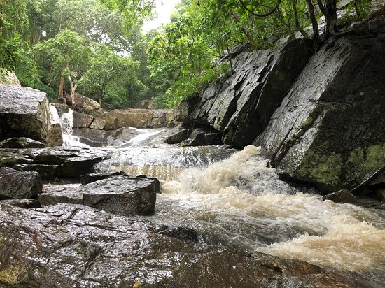 Rajahmundry, Ấn Độ: after monsoon, you can see a good flow