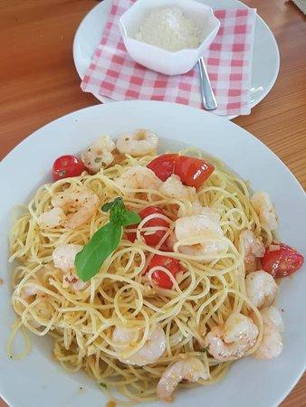 Trafoi, Ιταλία: Hier kocht der Chef