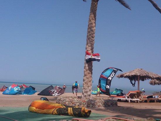Sultan Kite School Hurghada