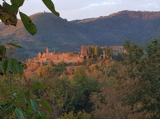 Codiponte, إيطاليا: Vista del convento