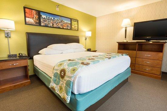 Drury Inn & Suites Houston The Woodlands: Suite