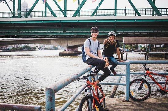 HaveagoodThai Bike & Snack Tour Bangkok