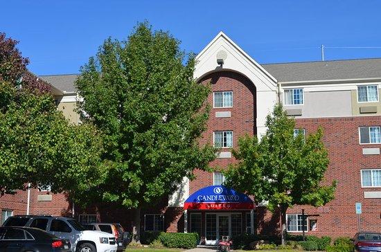 Candlewood Suites - Arlington: Exterior