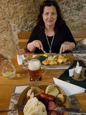 Chodova Plana, Tsjekkia: 20180925_183719_large.jpg