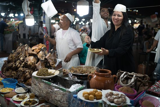 Marrakech Street Food Experience