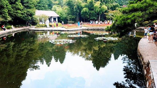 Huajing Park of Jiujiang