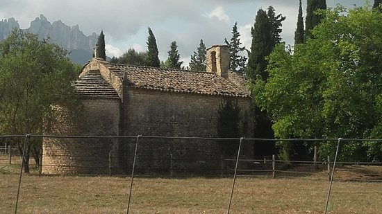 Castellbell i el Vilar, Espagne: Església de Sant Jaume de Marganell
