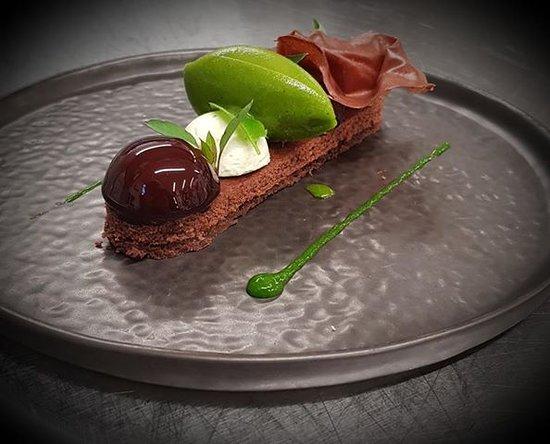 Pléhédel, France : Dessert