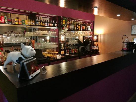 Halluin, Francia: Bar