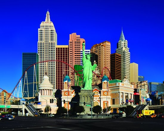 NEW YORK NEW YORK HOTEL AND CASINO REVIEWS