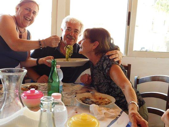 Osteria Al Timone Di Enzo Sacco: Questo è il risultato del vino con gassosa