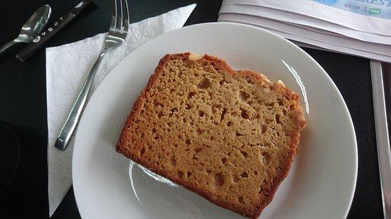 Cookies Cafe: tasty banana bread