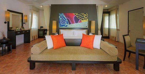 Haa Dhaalu Atoll: Guest room amenity
