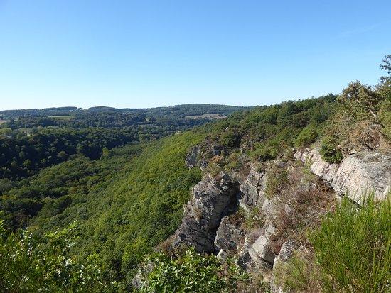 La Roche d'Oetre