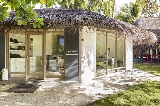Dhidhoofinolhu Island: Lobby