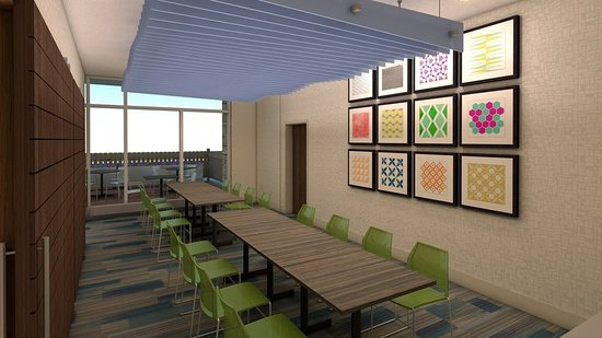 Bensenville, IL: Meeting room