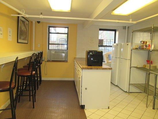 Chelsea International Hostel: cuisine