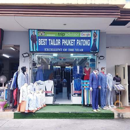 ‪Best Tailor Phuket Patong Suit Shop‬