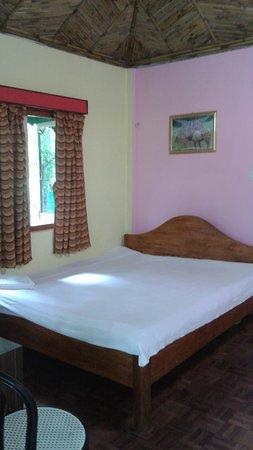 Murti, Индия: Semi Deluxe Cottage Room