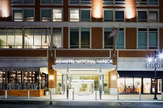 Ac Hotel By Marriott National Harbor Washington Dc Area Updated 2018 Prices Reviews Md Tripadvisor