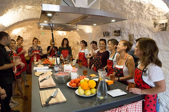 Sacromonte Cooking