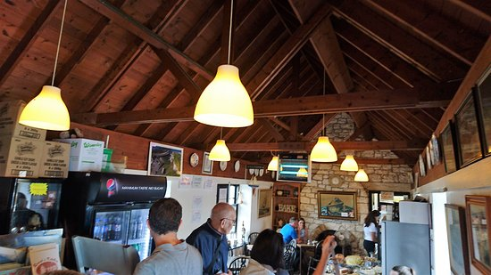 Roark's Kitchen: 餐廳環境